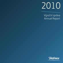 Telefónica za rok 2010