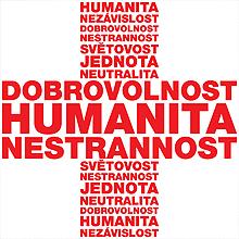 Český červený kříž za rok 2010