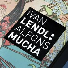 Kniha Lendl: Mucha
